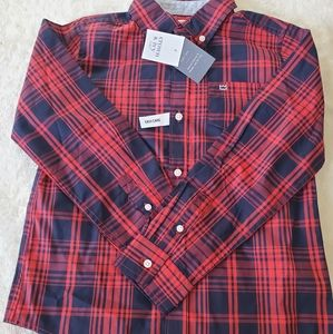Boys button shirt